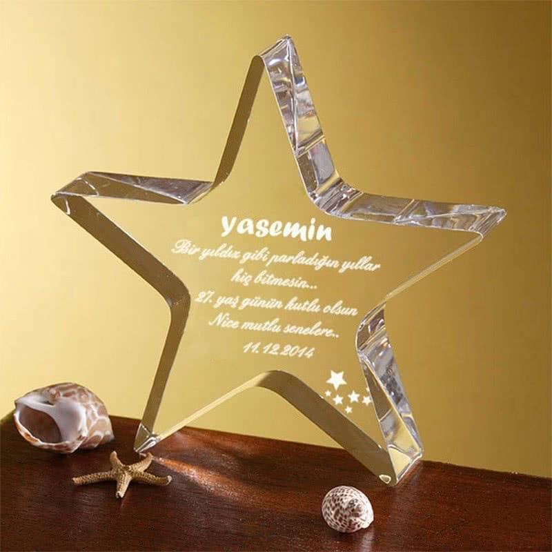 Arkadaşa Hediye Yıldız Ödülü