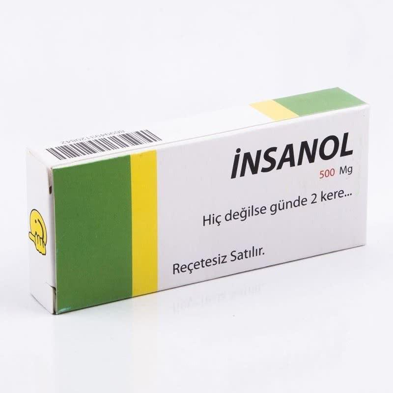 Arkadaşa İlginç Hediye İnsanol Tablet
