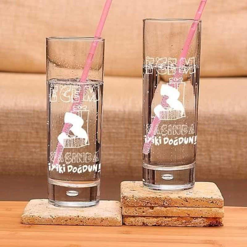 Çocuklara Özel İçecek Bardağı