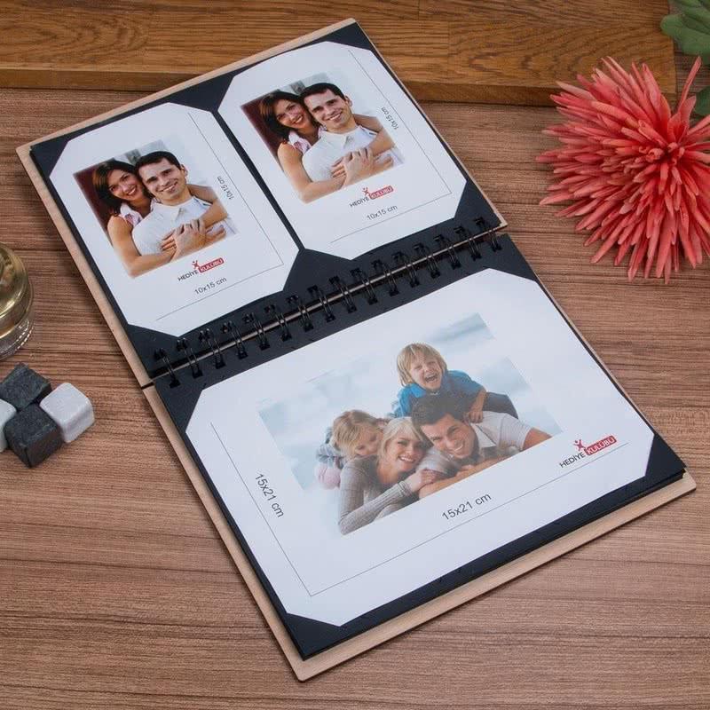 Fotoğraf Albümü Ailesinden Anneye Hediye