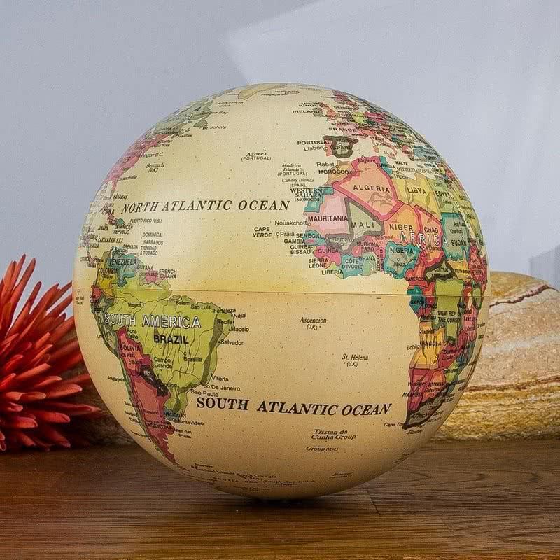 Öğretmene Hediye Işıklı Dünya Küresi
