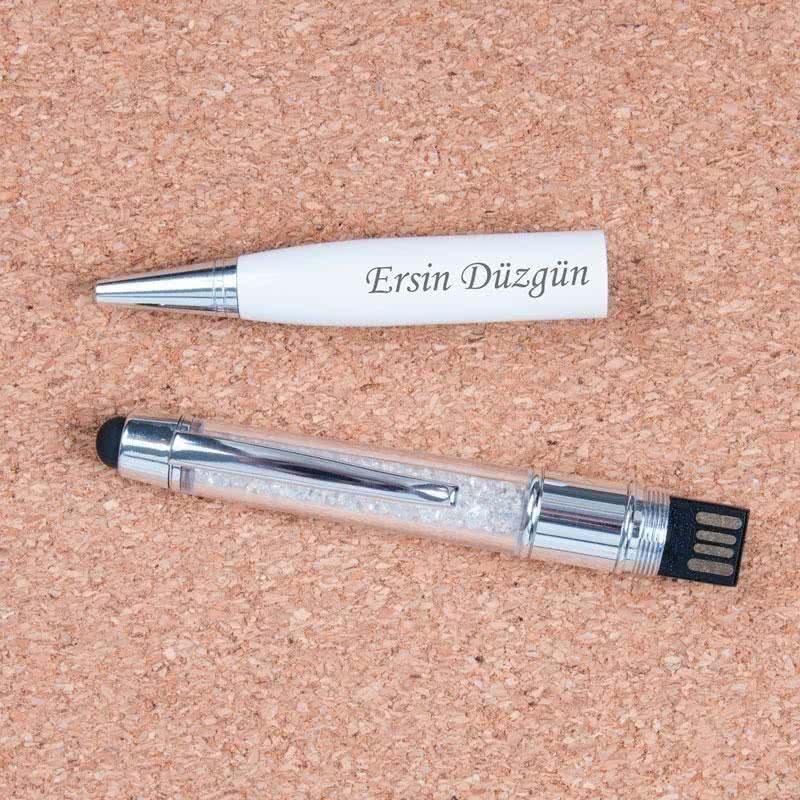 Kalem USB Bellek ve Powerbank Seti