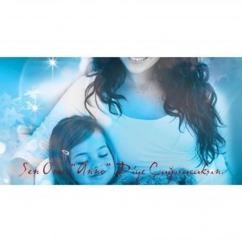 Kişiye Özel Film Afişi - Anneye Özel 50x70cm