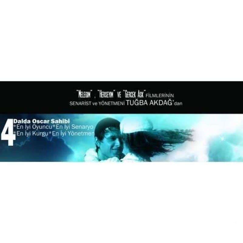 Kişiye Özel Film Afişi Sevgiliye Özel 50x70cm