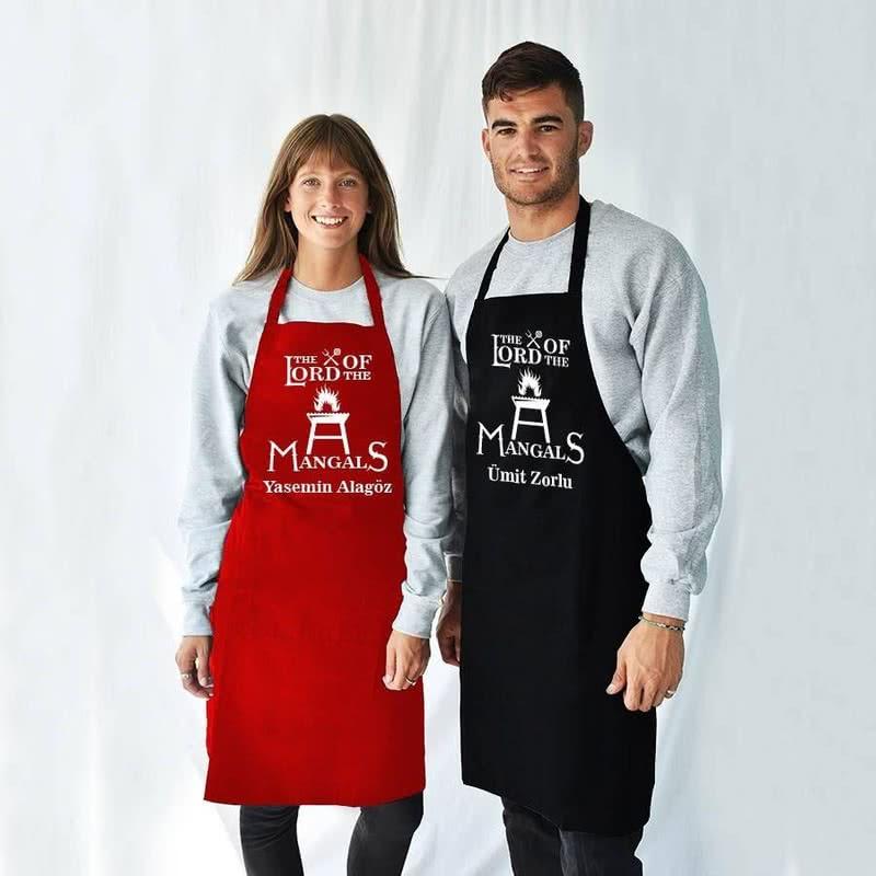Mangalların Efendisi Mutfak Önlüğü