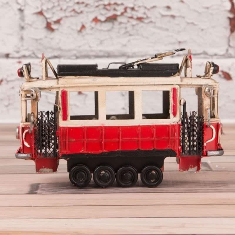 Minyatür Taksim Tramvay Biblosu