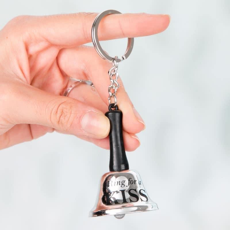 Ring For Kiss El Çanı Anahtarlık