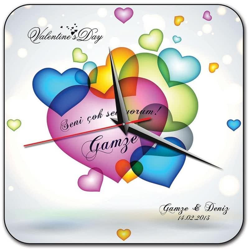 Sevgililer Günü Hediyesi Saat