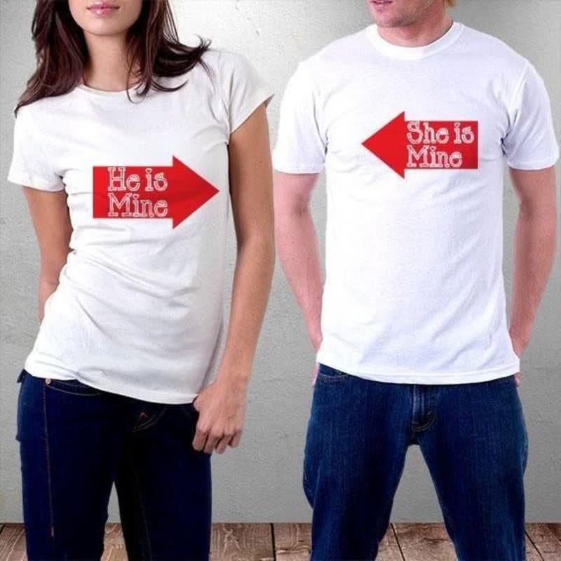 Sevgiliye Hediye Benim O Tişörtü