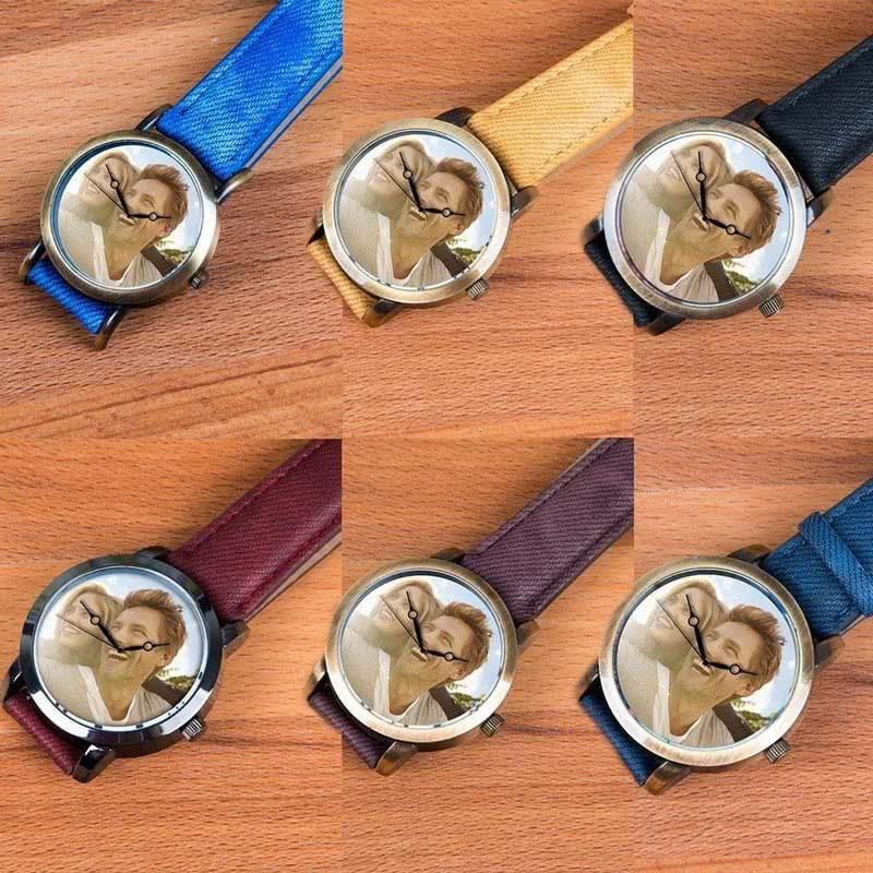Sevgiliye Hediye İsimli Kol Saati Modeli