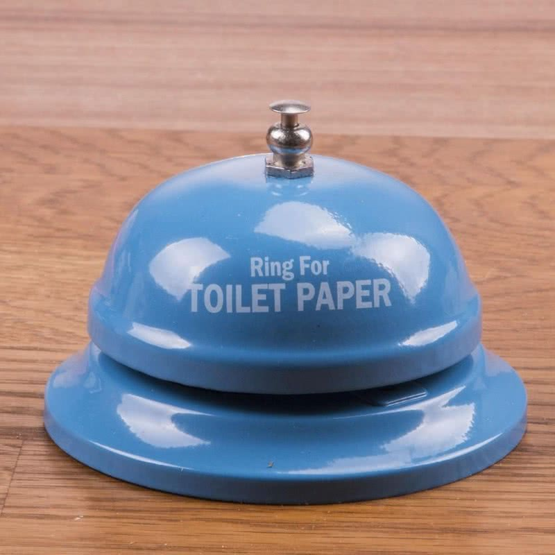 Tuvalet Kağıdı Resepsiyon Zili
