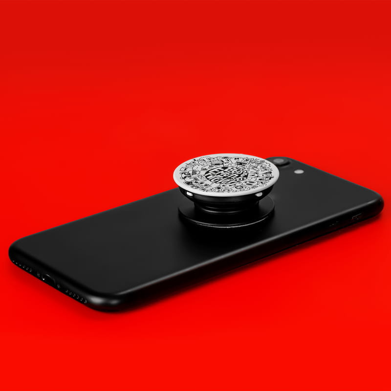Best Friends Forever Pop Socket Araç Uyumlu Telefon Tutucu
