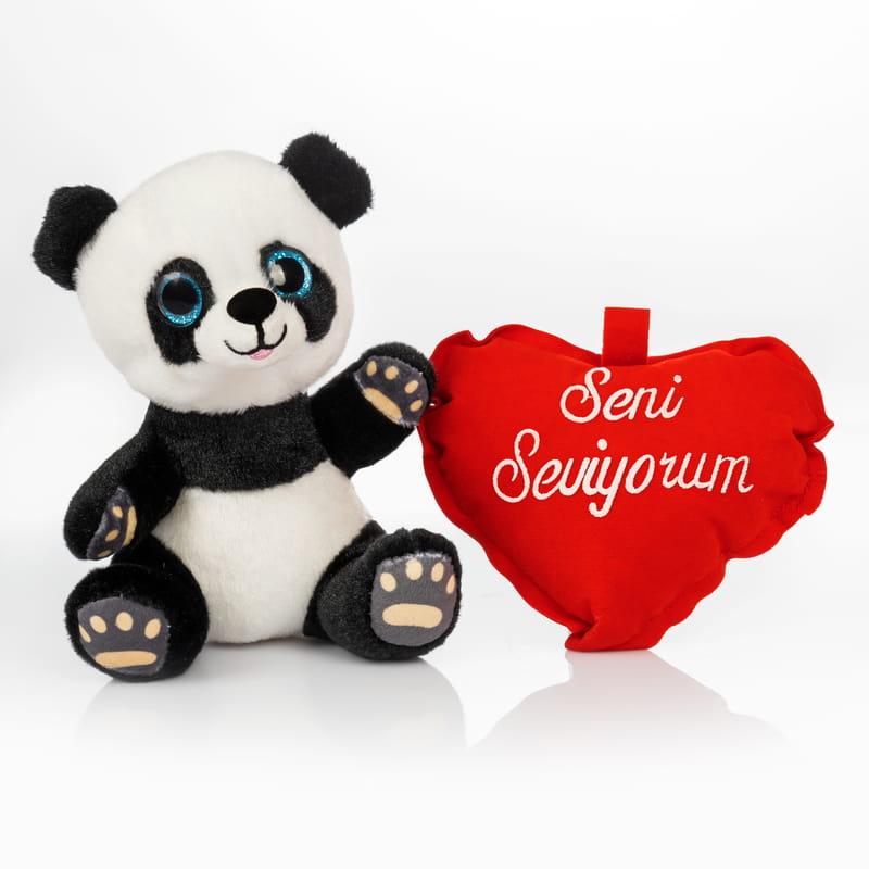 Seni Seviyorum Sevimli Panda Seti