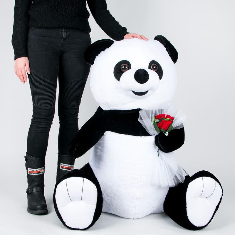 100 cm Panda Peluş Ayı