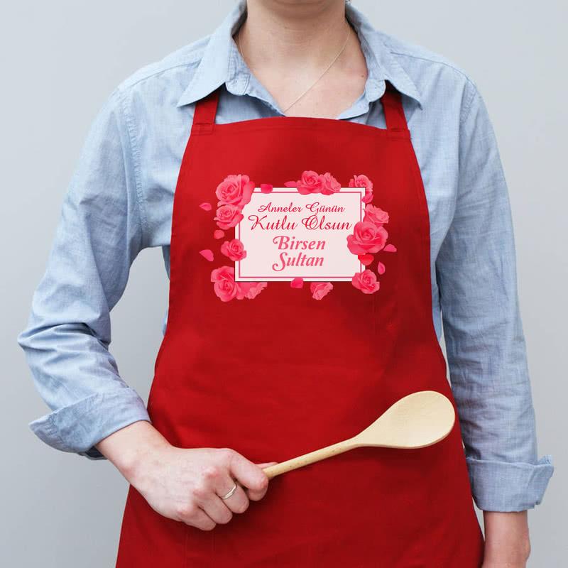 Anneye Hediye Önerisi Mutfak Önlüğü