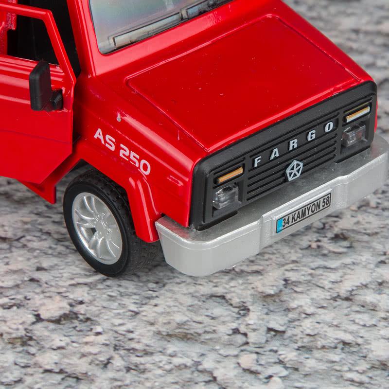 Dodge Fargo As250 Çek Bırak Model Kamyon