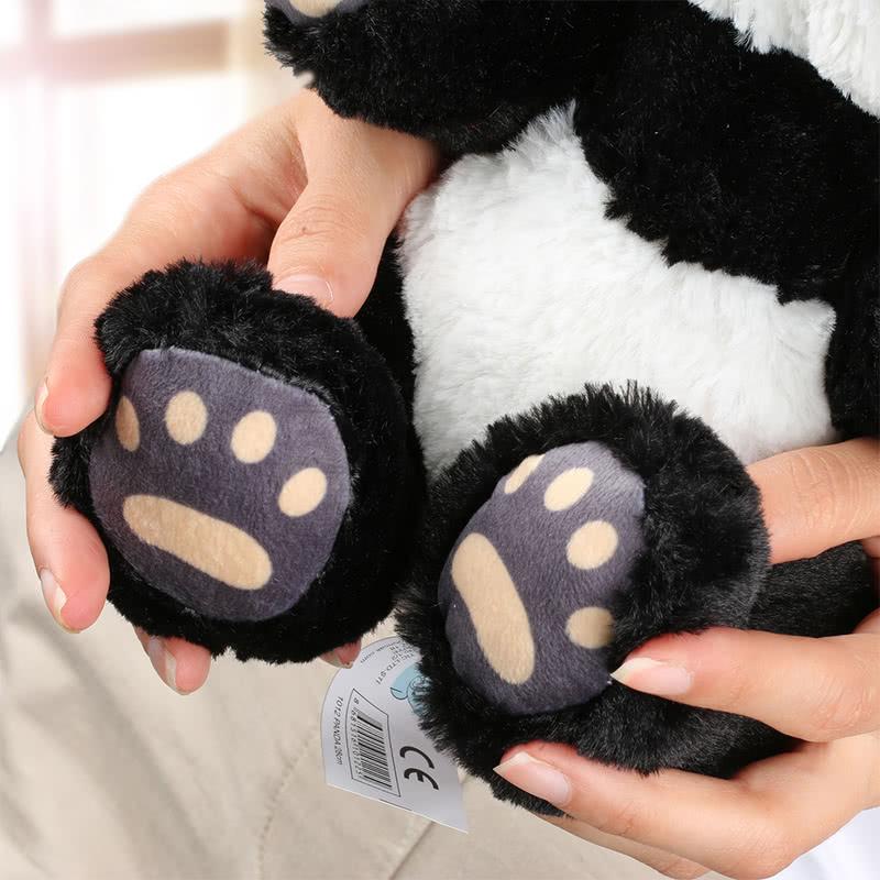 Doğum Günü Hediyesi 28 cm Sevimli Peluş Panda