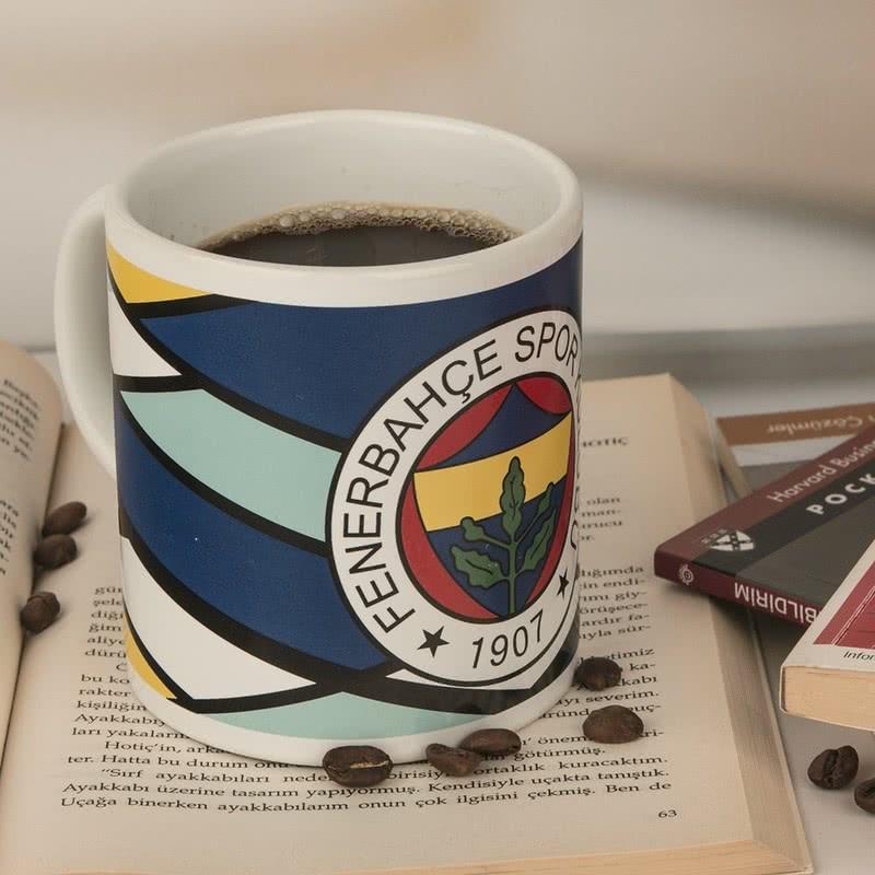 Fenerbahçe Logolu Kupa Bardak