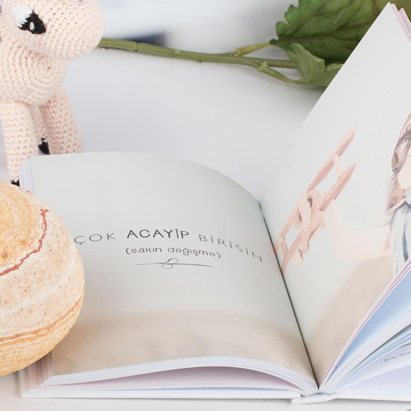 Her Şey Güzel Olacak - Hayal Planlayıcı Hediye Kitap
