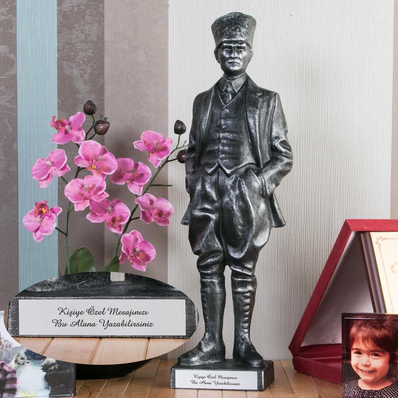 Tebrik Hediyesi Atatürk Heykeli