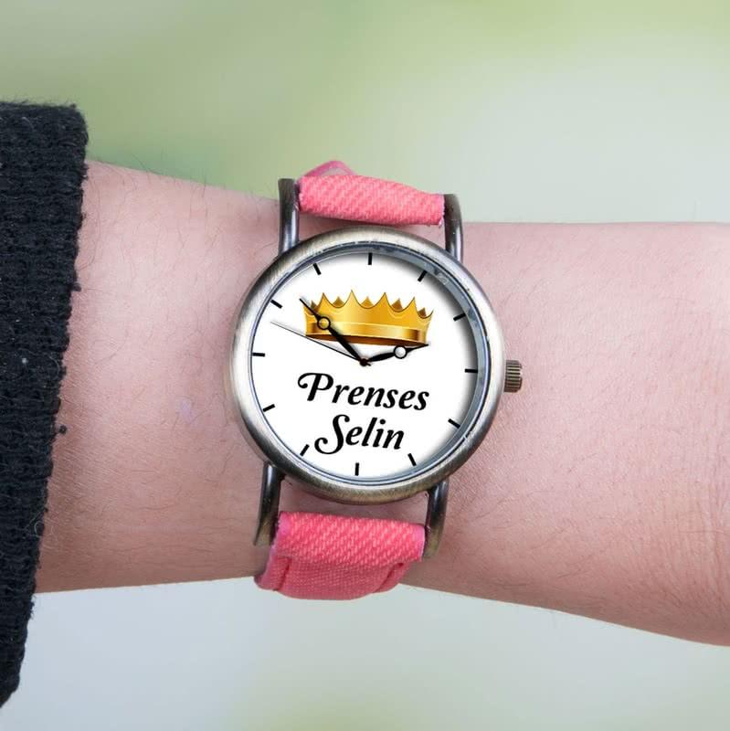 Prens Prenses Çiftlere Özel Kol Saati