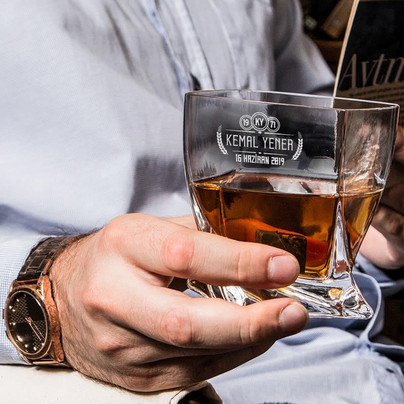 Babaya Özel Gün Hediyesi Highland Viski Seti