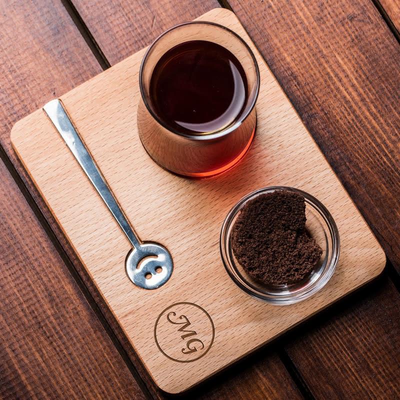 Çay Tiryakilerine Özel İsim Yazılı Çay Seti