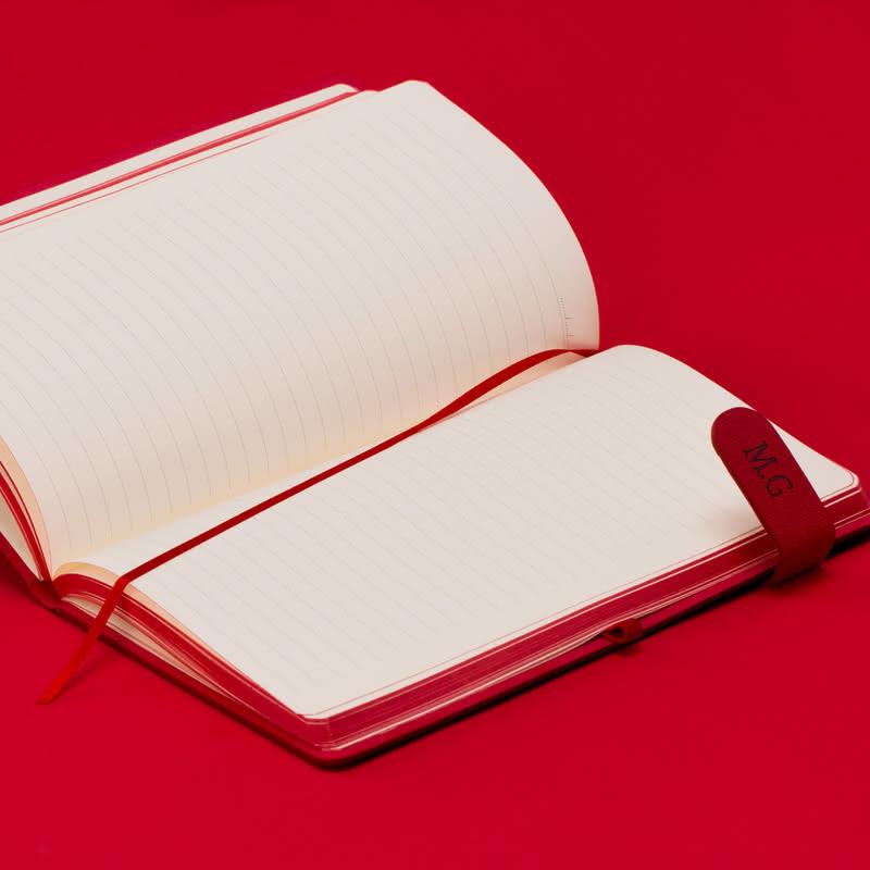 Harf Yazılı Yeni İş Hediyesi Renkli Not Defteri