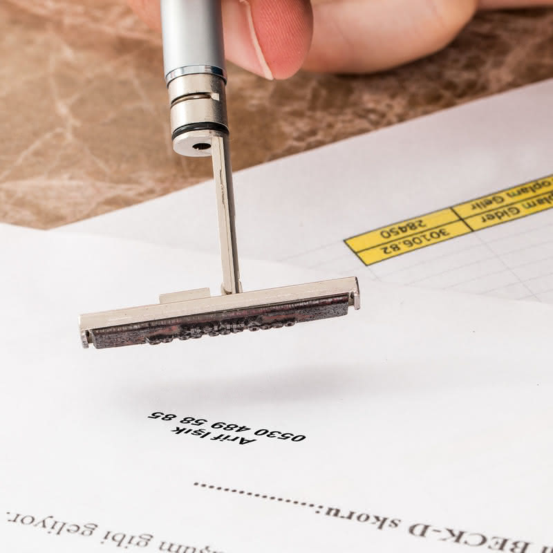İsminize Özel Premium Kaşeli Kalem