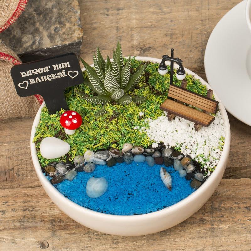 Kişiye Özel Minyatür Bahçe