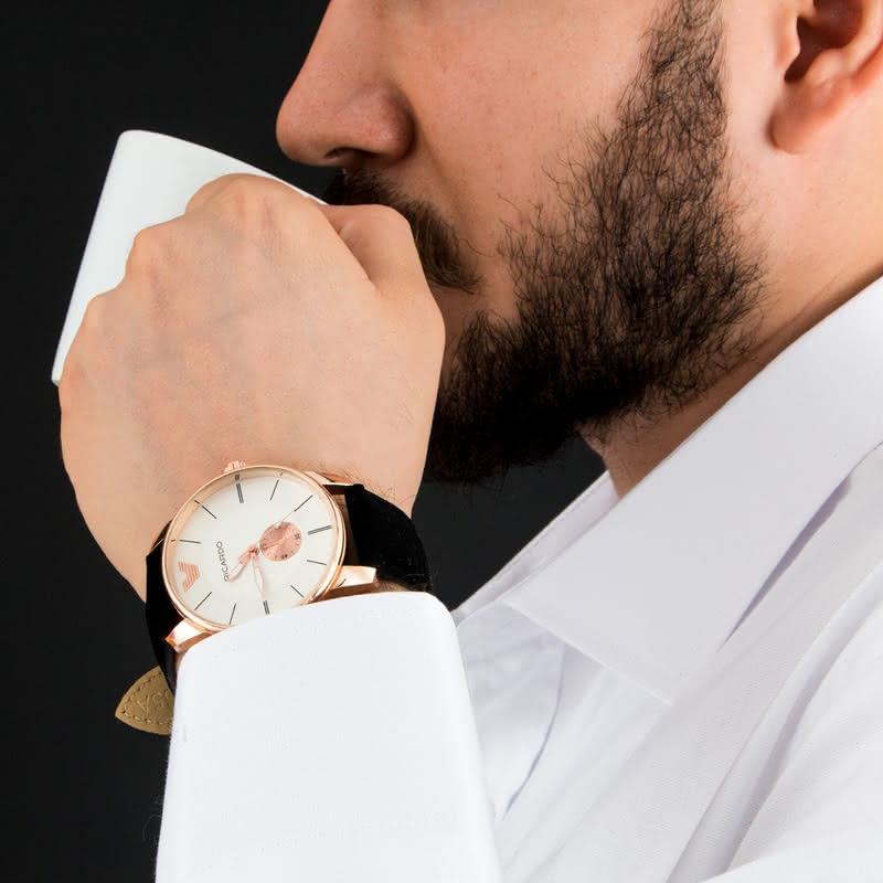 Klasik Model Erkeğe Hediye Kol Saati