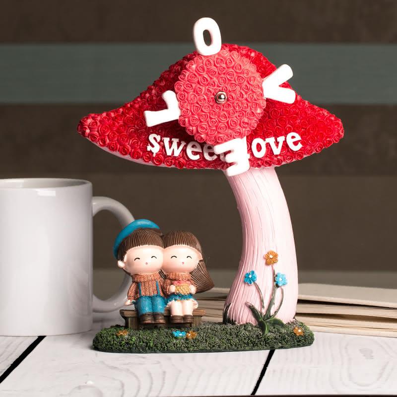 Mutlu Çift Sevgililer Müzik Kutusu