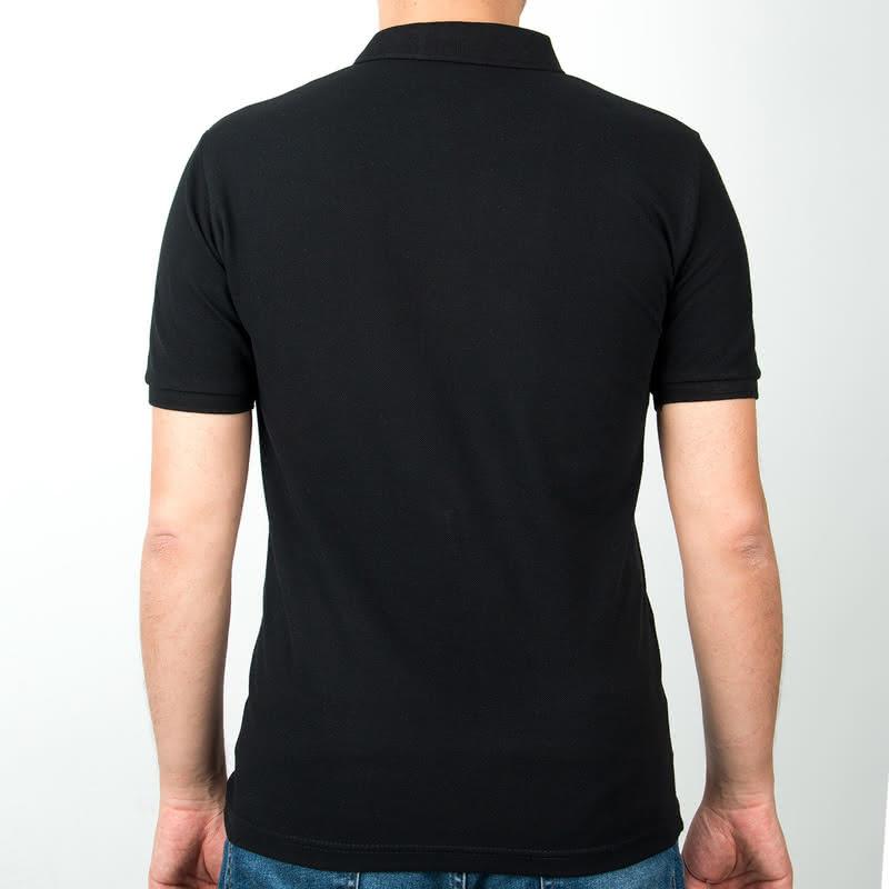 Nakış İşlemeli İsme Özel Polo Yaka Tişört