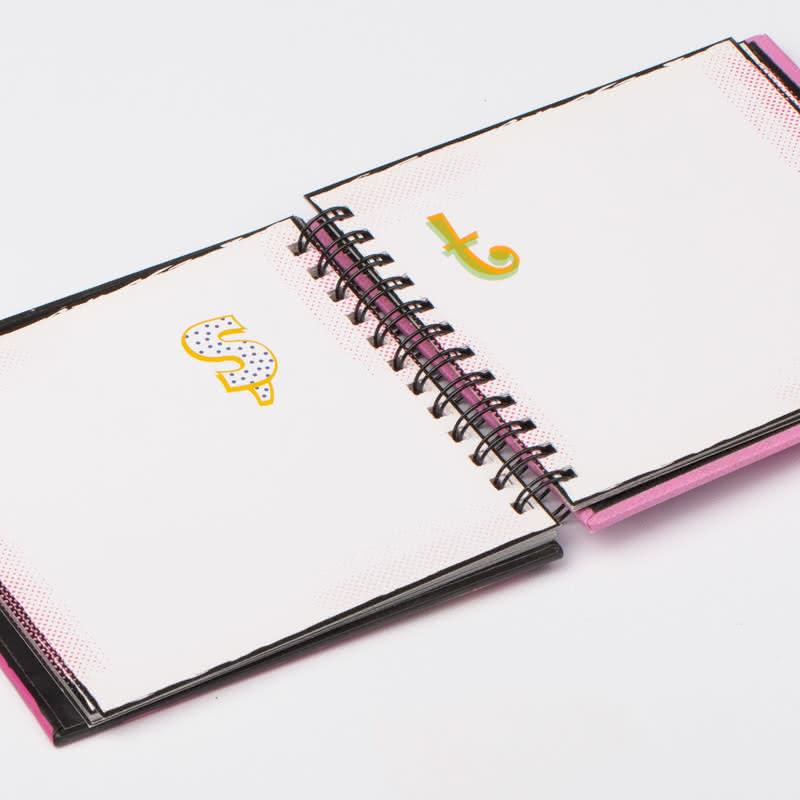 Sevgiliye Hediye Aşkımızın Alfabesi Kitabı