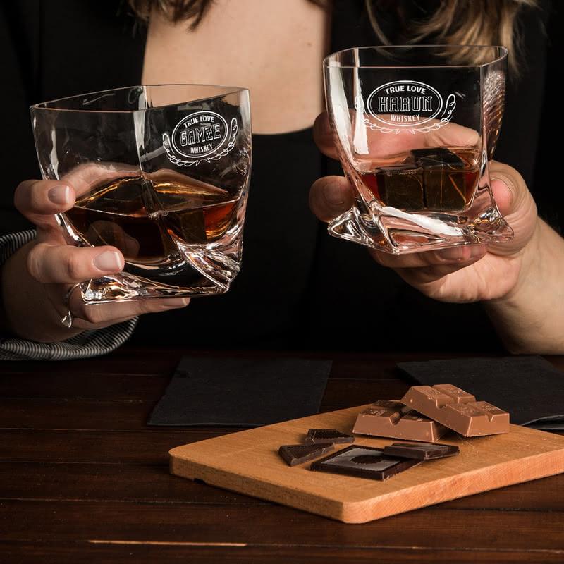 Yıl Dönümü Hediyesi Highland Viski Seti