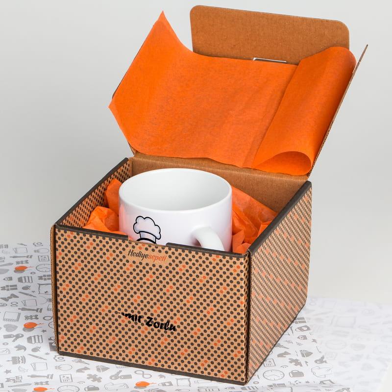 Aşçılara Özel Kahve Kupası