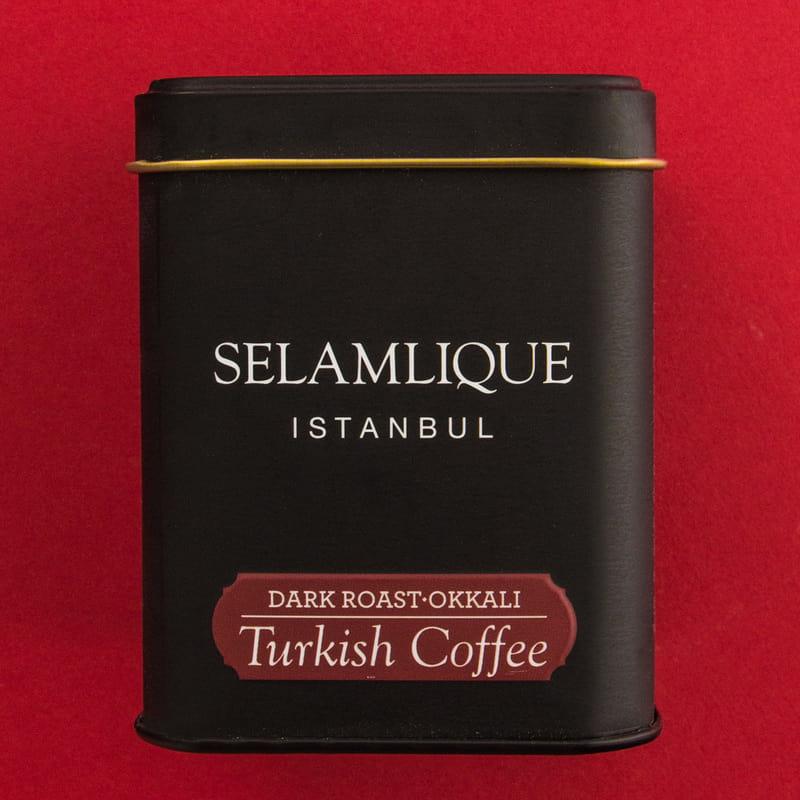 Çikolata ve Kahveyle Gelen Mutluluğu Paylaş Hediye Kutusu