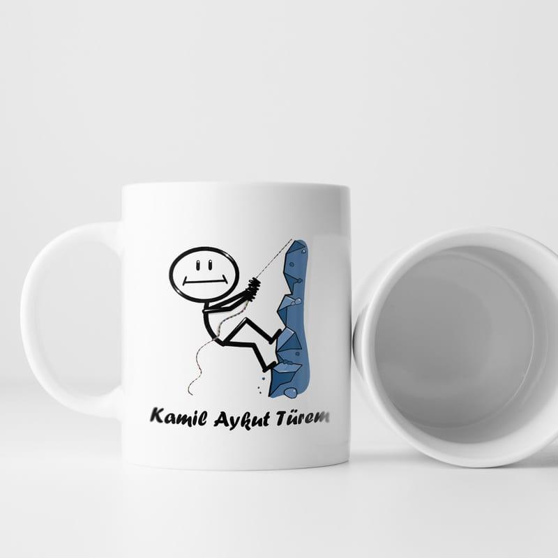 Dağcılara Özel Kahve Kupası
