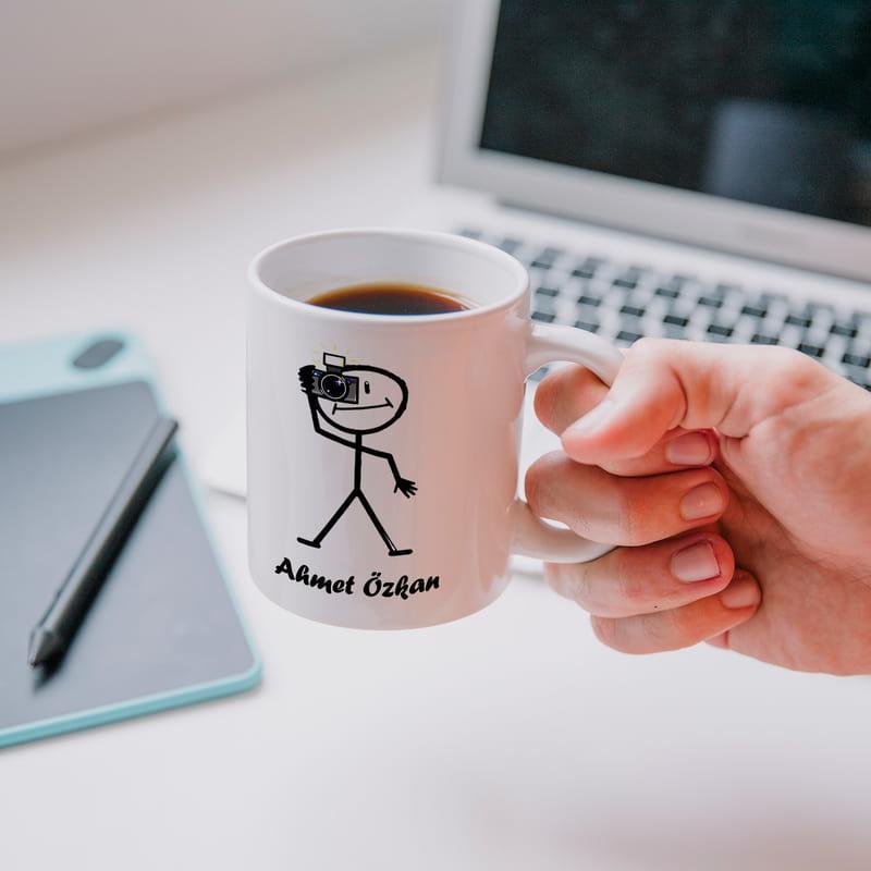 Fotoğrafçılara Özel Çay ve Kahve Kupası