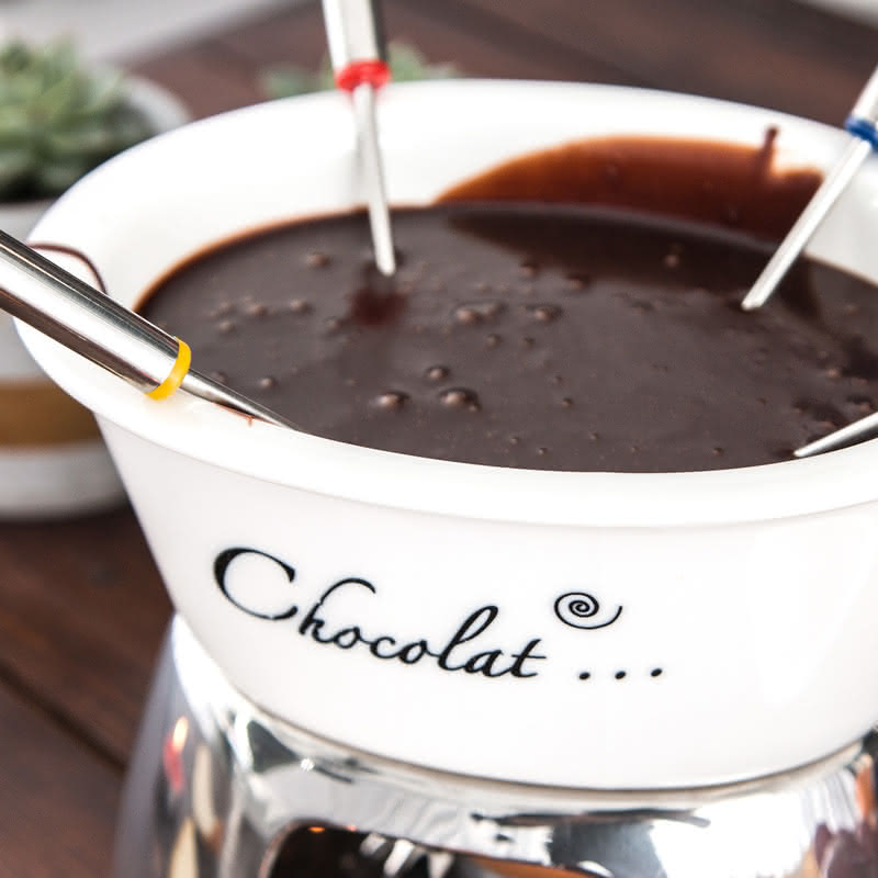 Gurme Çikolata Fondü Seti
