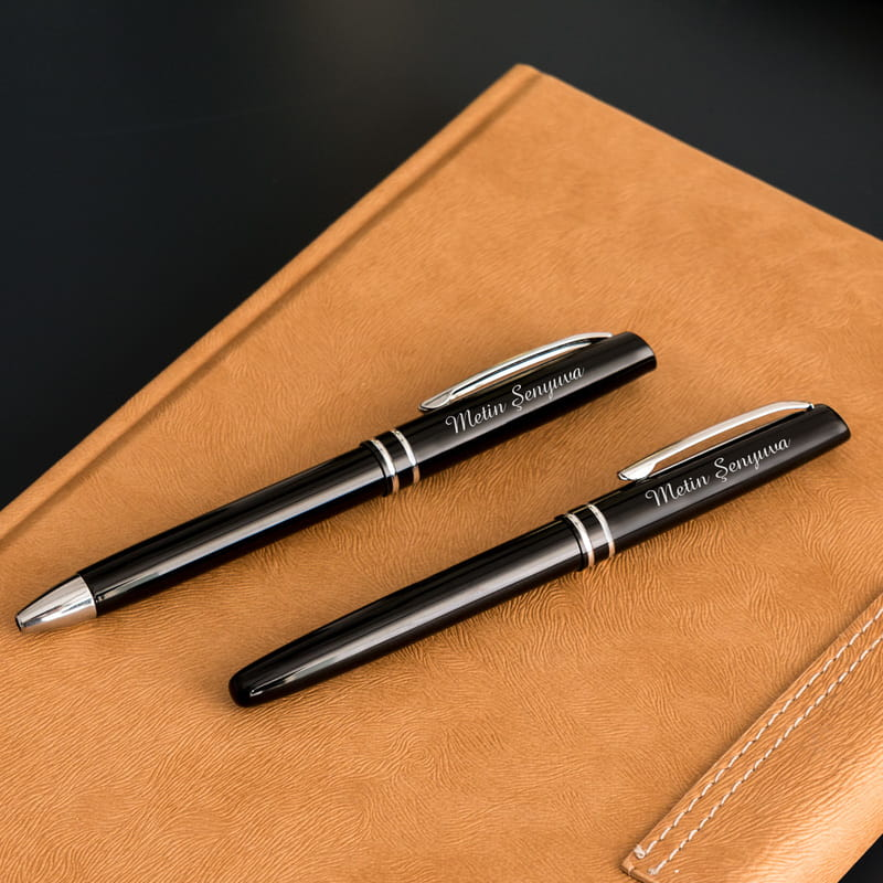 İsme Özel İkili Kalem Seti