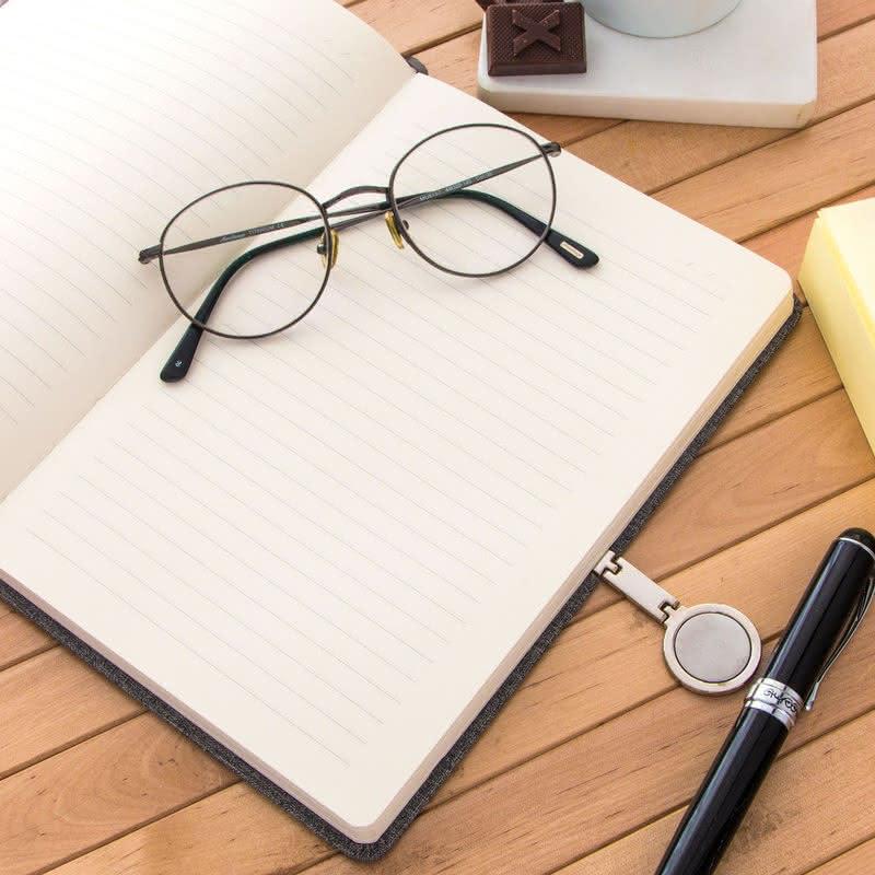 Kişiye Özel Harf Yazılı Not Defteri