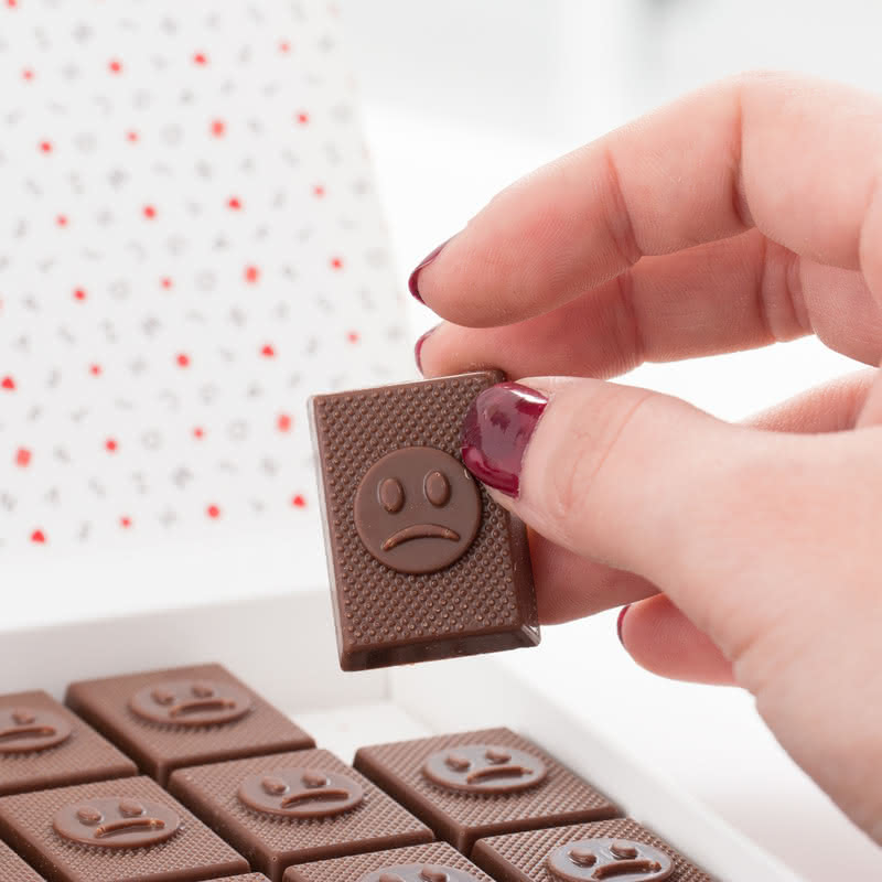 Özür Dilerim Mesajı Yazılı 88 Harf Çikolata