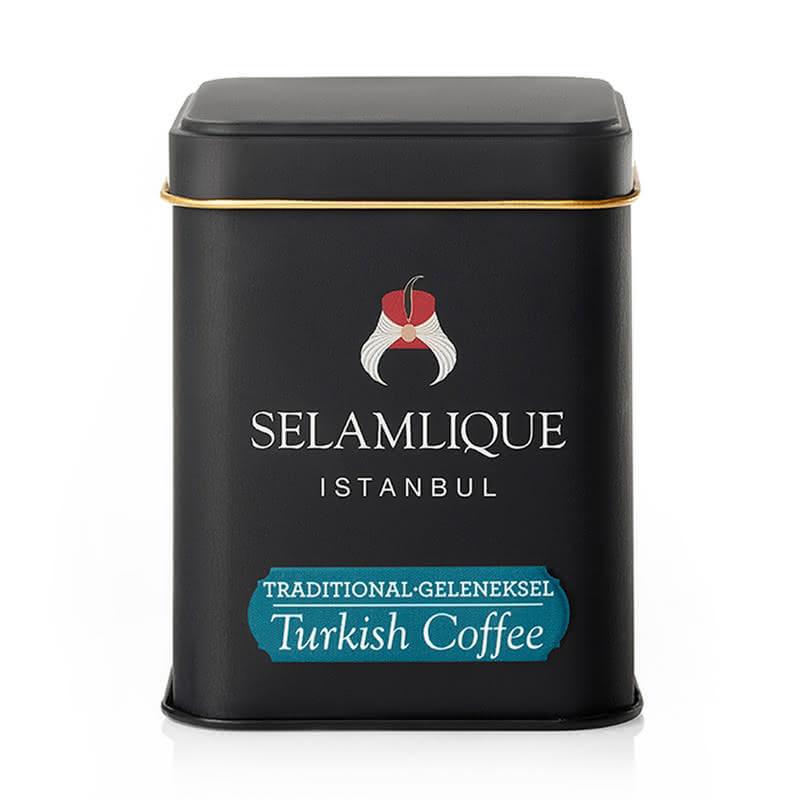 Selamlique Gurme Geleneksel Kahve Fincanı Seti