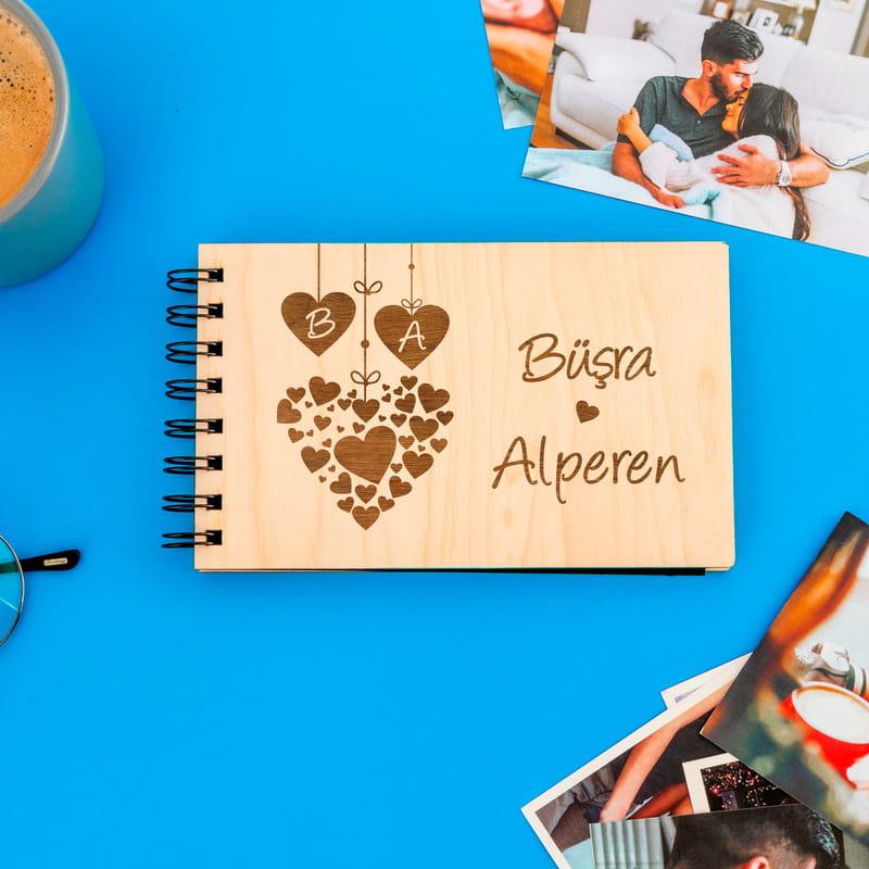 Sevgililer Günü Hediyesi Fotoğraf Albümü