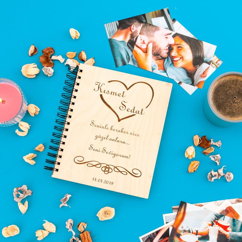 Sevgililere Özel Fotoğraf Albümü