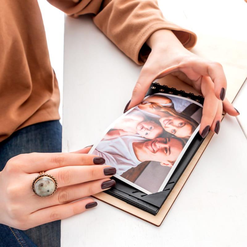 Sevgiliye Özel Mini Fotoğraf Albümü