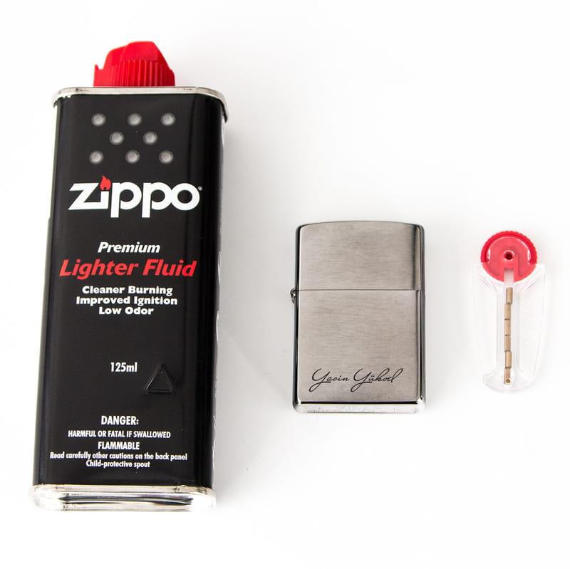 VIP Zippo Hediye Seti