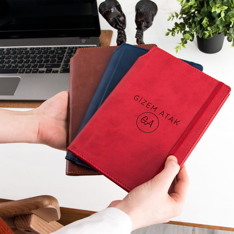 Yeni İş Hediyesi Not Defteri