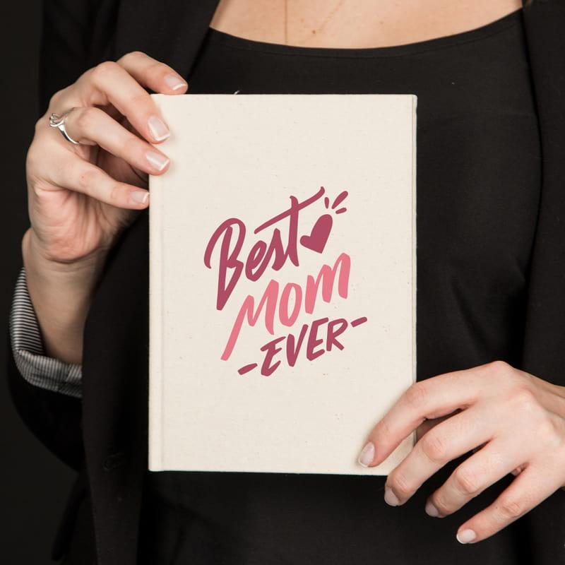 Anneye Hediye Best Mom Ever Kutusu